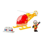 *BRIO Firefighter Helicopter