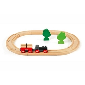 *BRIO Little Forest Train Set