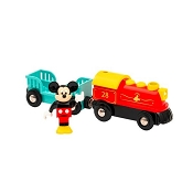 *BRIO Mickey Mouse Battery Train