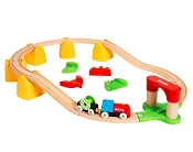 *BRIO My First Railway Battery Operated Train Set