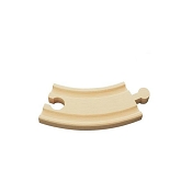 *BRIO Short Curved Track - Single
