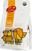 Bio-Kinetics Brown Rice Baby Cereal