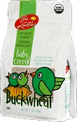 Bio-Kinetics Buckwheat Baby Cereal