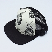 Hey Baby! Trucker Hat - Pineapple