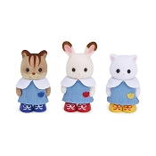 *Calico Critters Nursery Friends