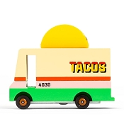 *Candylab Candyvan Taco Truck