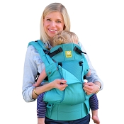 * LILLEbaby COMPLETE All Seasons Baby Carrier - Carribean Sea