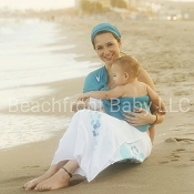 *Beachfront Baby One-Size Sling