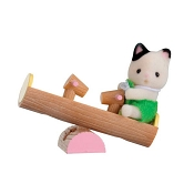 *Calico Critters Mini Carry Case