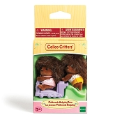 *Calico Critters Pickleweed Hedgehog Twins