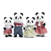 *Calico Critters Wilder Panda Family