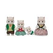 *Calico Critters Woolly Alpaca Family