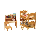 *Calico Critters Children's Bedroom Set