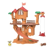 *Calico Critters Adventure Tree House Gift Set
