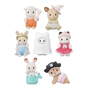 *Calico Critters Baby Costume Series (Blind Bag)