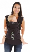 *Chimparoo Trek Baby Carrier - Grey (green city motif) *CLEARANCE*