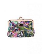 *Tokidoki Camo Kawaii Kisslock Coin Purse *CLEARANCE*