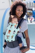 * Tula Ergonomic Baby Carrier - Clever - Standard Size