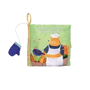 *Manhattan Toy Company Lemon the Bear Cooks Dinner Book