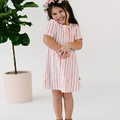 Little & Lively Daphne Dress - Popsicle Stand