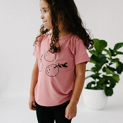 Little & Lively Kid's Clementine T-Shirt