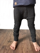 Brok Boys Coal Stripe Skinnies *CLEARANCE*
