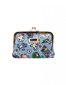 *Tokidoki Denim Daze Kisslock Coin Purse *CLEARANCE*