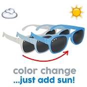 *Ro-Sham-Bo Junior Sunglasses (4+yrs) Colour Changing