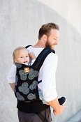 * Tula Ergonomic Baby Carrier - Concentric - Standard Size