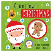 Countdown to Christmas Board Book