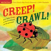 *Indestructibles - Creep! Crawl!