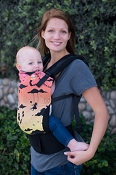 * Tula Ergonomic Baby Carrier - Daydreamer Spring Equinox - Standard Size
