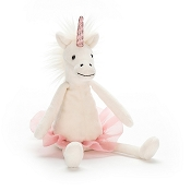 *Jellycat Dancing Darcey Unicorn - Small