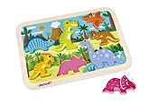 *Janod Zoo Chunky Puzzle