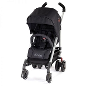 *Diono Flexa Super-Compact City Stroller (Black Midnight)