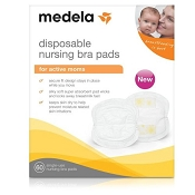 *Medela Disposable Bra Pads - 60 Pack