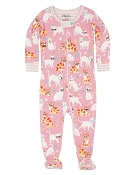 Hatley Cool Cats Footed Coverall *CLEARANCE*