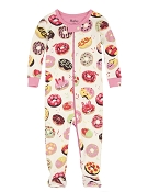 Hatley Sweet Donuts Footed Coverall *CLEARANCE*