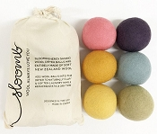 *Sloomb Wool Dryer Balls - 6 Pack