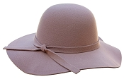 *Bailey's Blossoms Audrey Floppy Hat - Camel