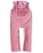 Bailey's Blossoms Fringe Jumpsuit Romper *CLEARANCE*