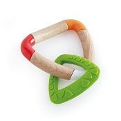 *Hape Double Triangle Teether