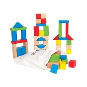 *Hape Maple Blocks - 50 Piece