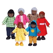 *Hape Happy Family - African American
