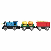 *Hape Battery Powered Rolling-Stock Set