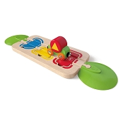 *Hape Colour & Shape Sorting Track