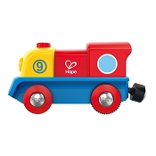 *Hape Brave Little Engine
