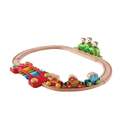 *Hape Music & Monkeys Railway