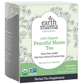 Earth Mama Organic Peaceful Mama Tea