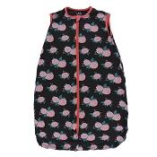 Kickee Pants Quilted Sleeping Bag - English Rose Garden